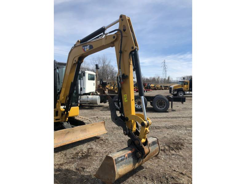 CATERPILLAR PELLES SUR CHAINES 305.5E2CR equipment  photo 13