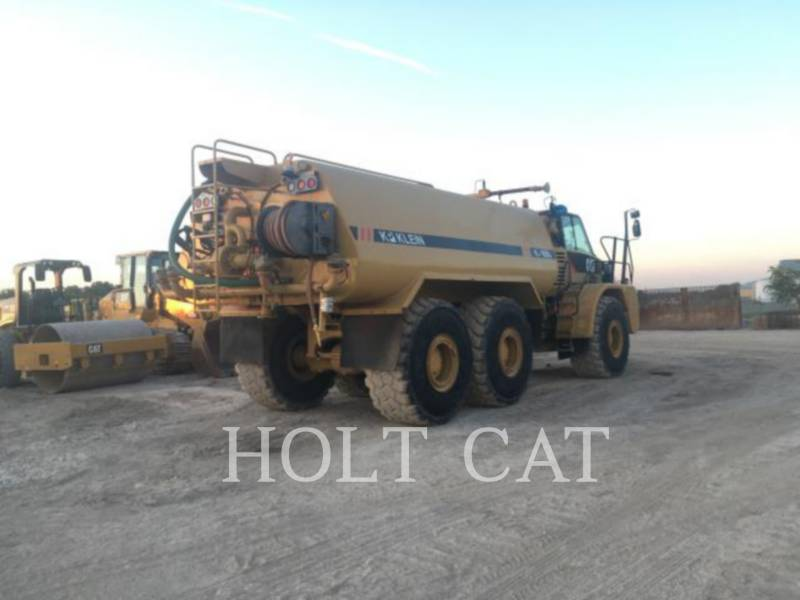 CATERPILLAR ARTICULATED TRUCKS 740EJ equipment  photo 3