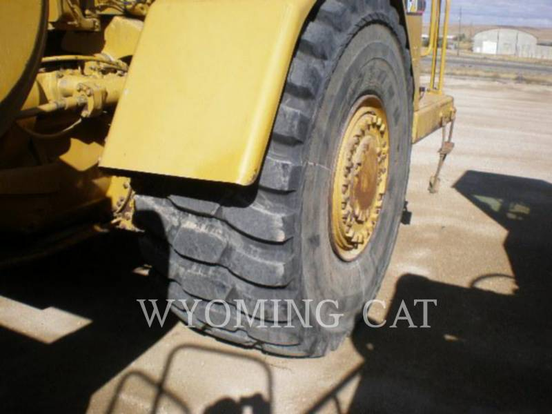 CATERPILLAR WHEEL TRACTOR SCRAPERS 627G equipment  photo 13