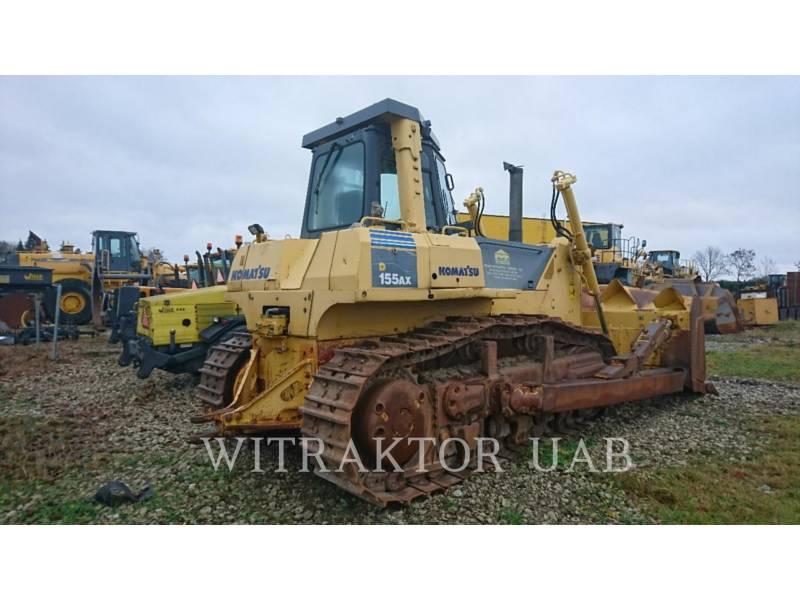 KOMATSU TRACTOREN OP RUPSBANDEN D155AX-5 equipment  photo 4