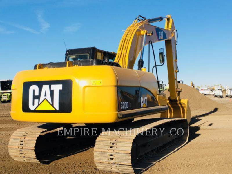 CATERPILLAR トラック油圧ショベル 320DL equipment  photo 5