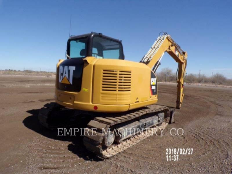 CATERPILLAR PELLES SUR CHAINES 308E2 SB equipment  photo 12
