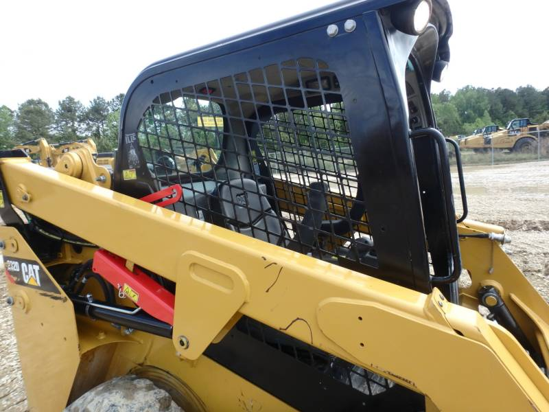 CATERPILLAR SKID STEER LOADERS 232D equipment  photo 20