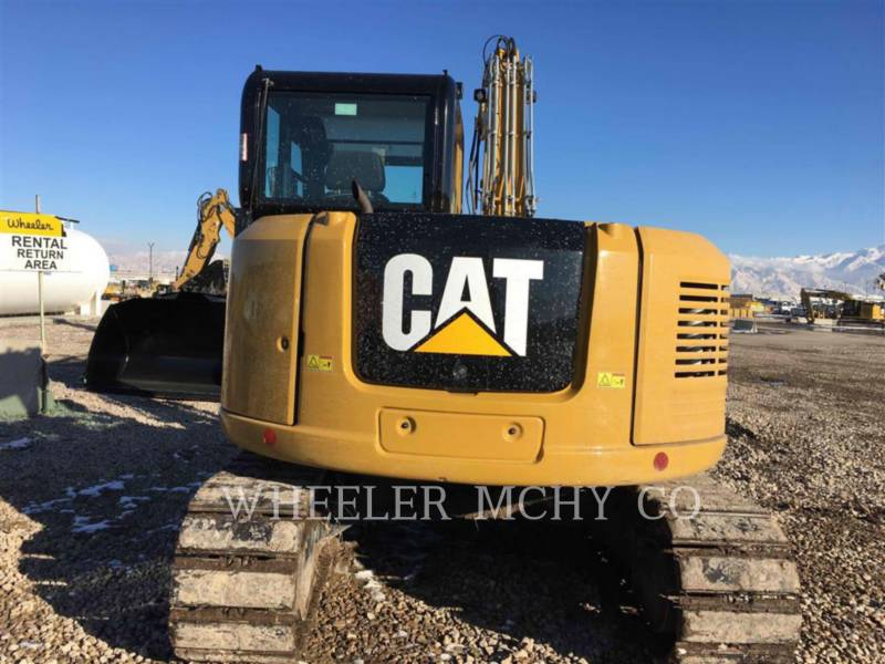 CATERPILLAR TRACK EXCAVATORS 308E2 equipment  photo 9