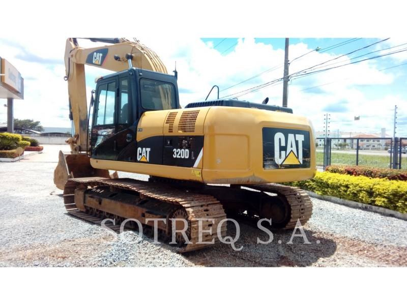 CATERPILLAR ESCAVADEIRAS 320DL equipment  photo 7