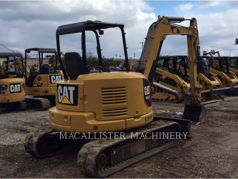 CATERPILLAR EXCAVADORAS DE CADENAS 305.5E equipment  photo 4