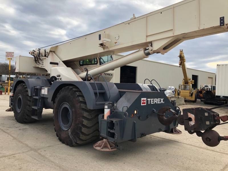 TEREX CORPORATION CRANES RT780 equipment  photo 8