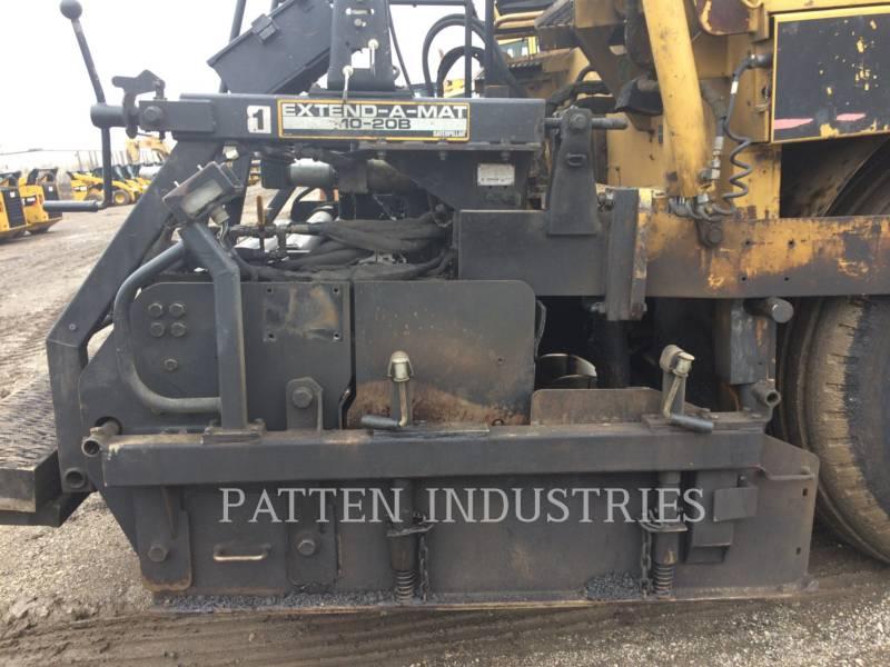 Caterpillar BETONIERE DE ASFALT AP-1000D equipment  photo 7