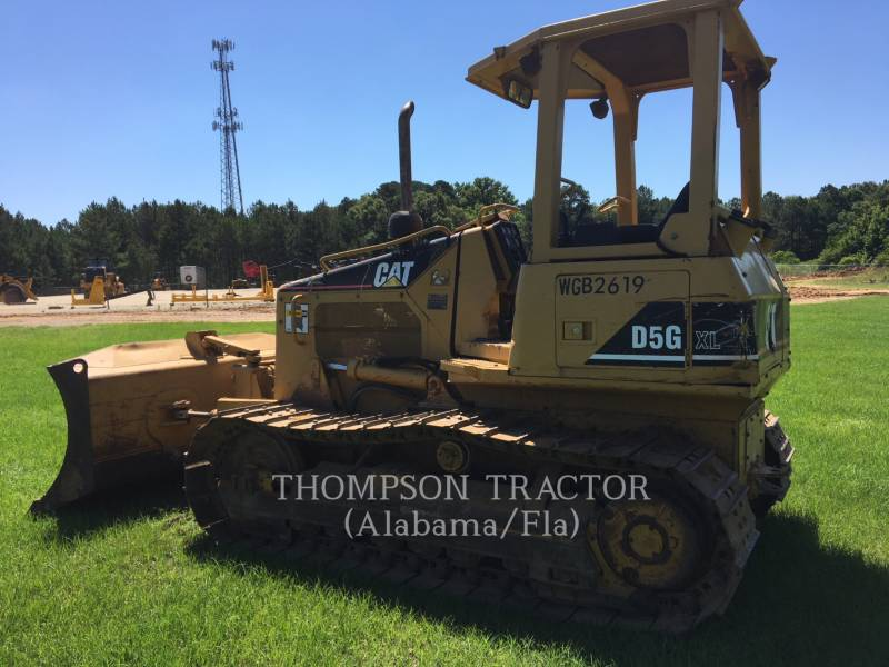 CATERPILLAR TRACK TYPE TRACTORS D5GXL equipment  photo 9