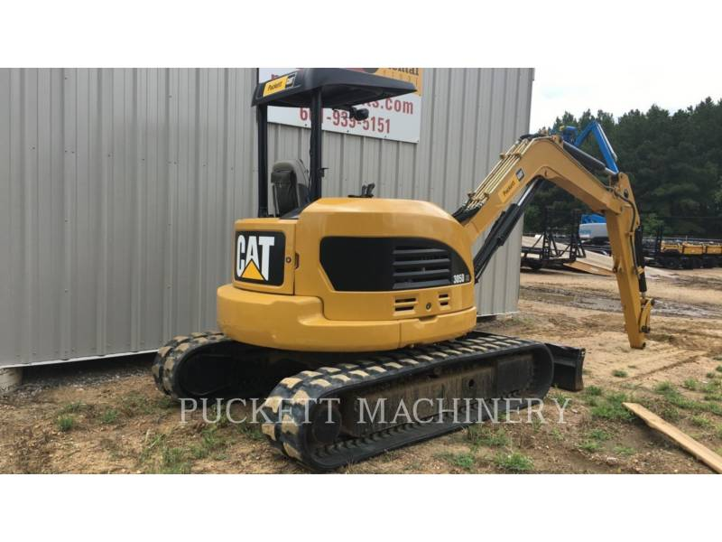 CATERPILLAR TRACK EXCAVATORS 305DCR equipment  photo 4