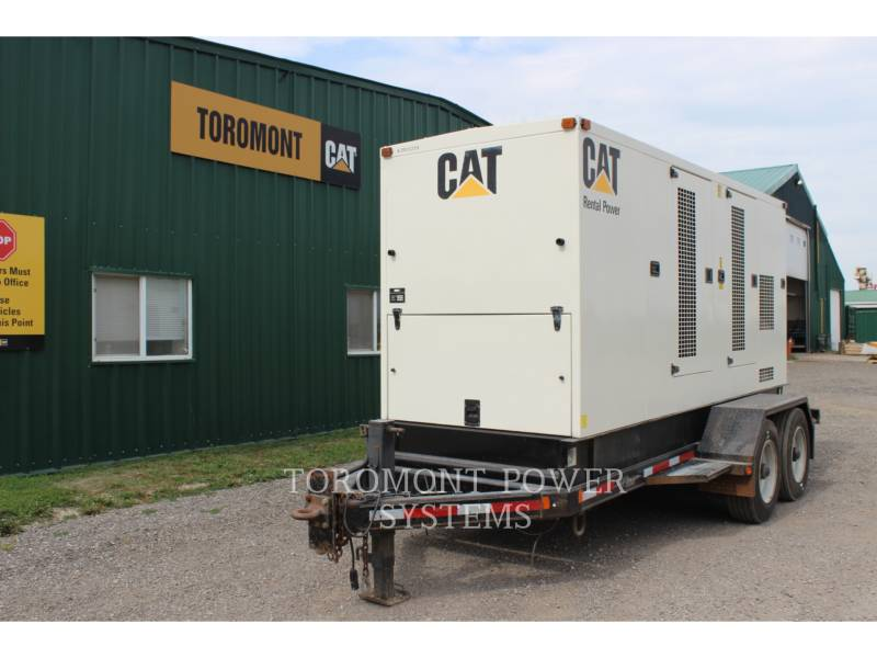 CATERPILLAR MOBILE GENERATOR SETS XQ 230 equipment  photo 1