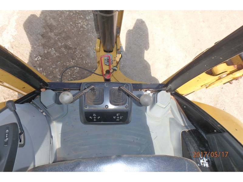 CATERPILLAR BAGGERLADER 416FST equipment  photo 9