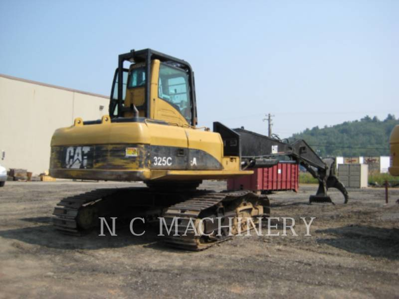 CATERPILLAR ESCAVADEIRAS 325C FMLL equipment  photo 2