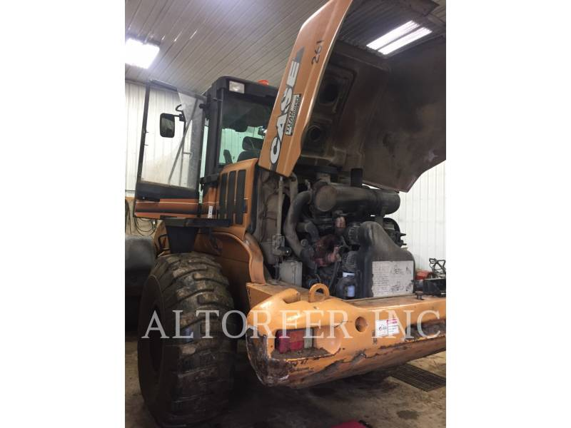 CASE/NEW HOLLAND WHEEL LOADERS/INTEGRATED TOOLCARRIERS 721D equipment  photo 3