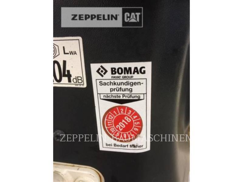 BOMAG COMPACTEURS BW100AD4 equipment  photo 15