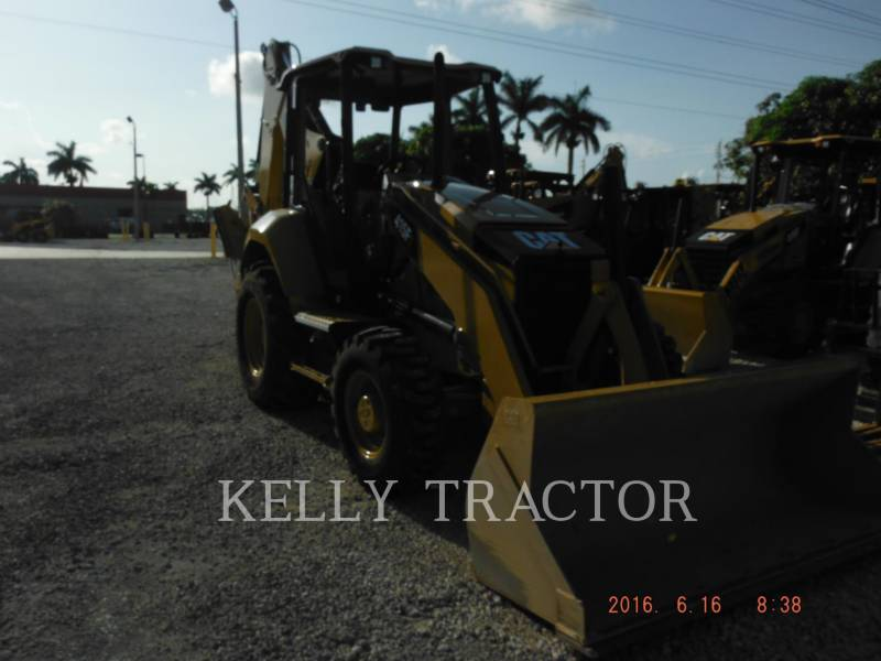 CATERPILLAR CHARGEUSES-PELLETEUSES 415F2ST equipment  photo 4