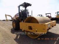 Equipment photo CATERPILLAR CS56B VIBRATORY SINGLE DRUM SMOOTH 1