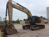 CATERPILLAR TRACK EXCAVATORS 349FL equipment  photo 1
