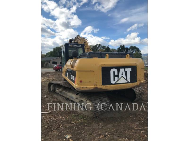 CATERPILLAR PELLES SUR CHAINES 324D equipment  photo 2