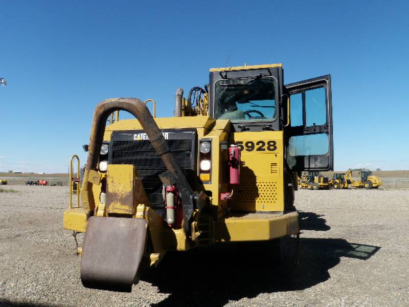 CATERPILLAR WHEEL TRACTOR SCRAPERS 637G equipment  photo 3