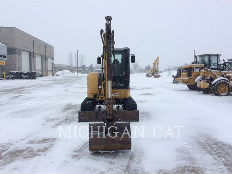 CATERPILLAR TRACK EXCAVATORS 305CCR AQ equipment  photo 14