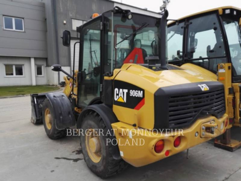 CATERPILLAR CARGADORES DE RUEDAS 906M equipment  photo 2