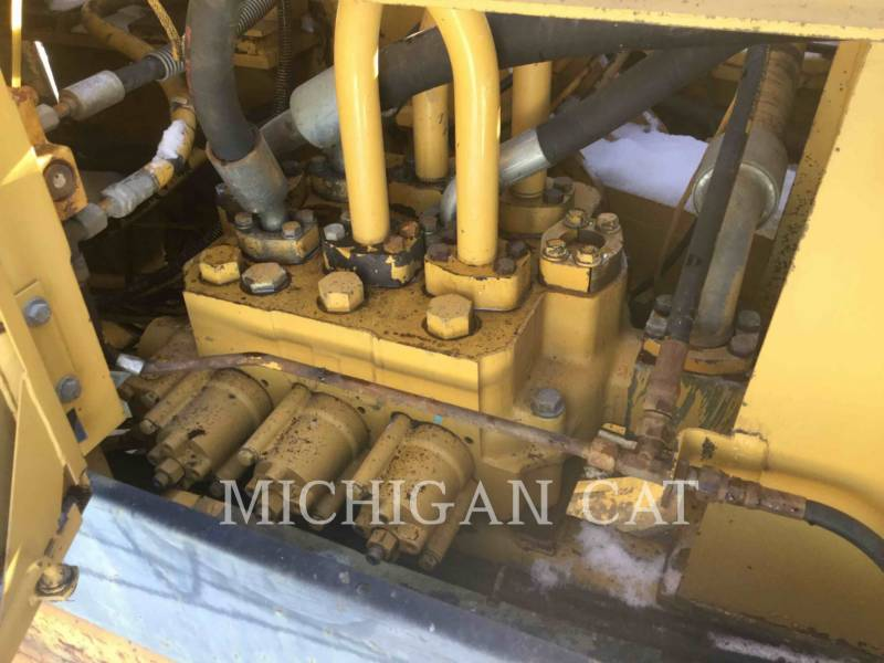 CATERPILLAR KETTEN-HYDRAULIKBAGGER 245B equipment  photo 14