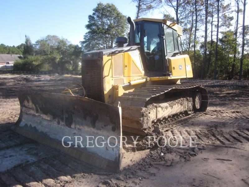 DEERE & CO. TRACTEURS SUR CHAINES 750K LGP equipment  photo 1
