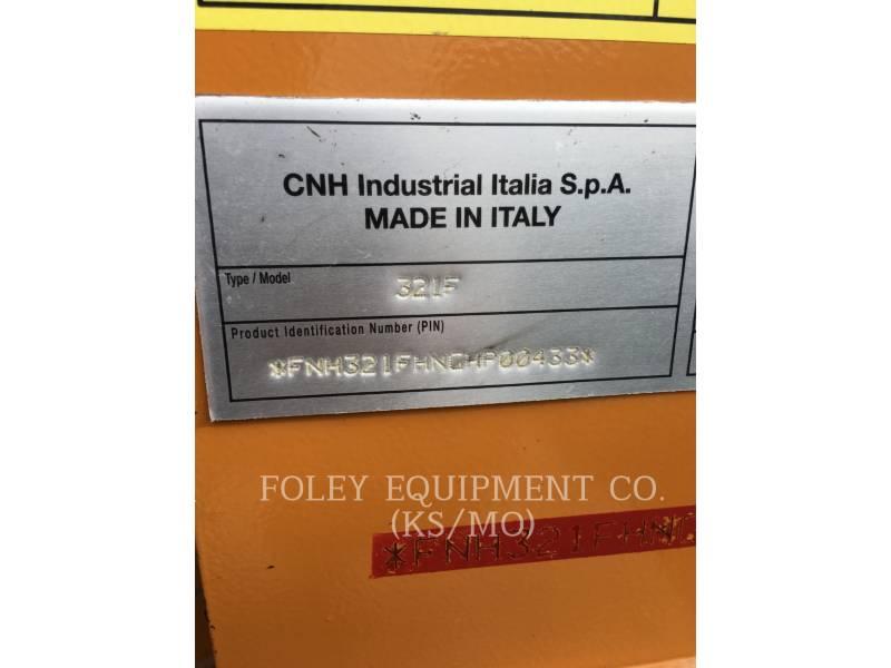CASE RADLADER/INDUSTRIE-RADLADER 321F equipment  photo 6