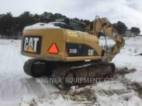 CATERPILLAR トラック油圧ショベル 315DL THB equipment  photo 3