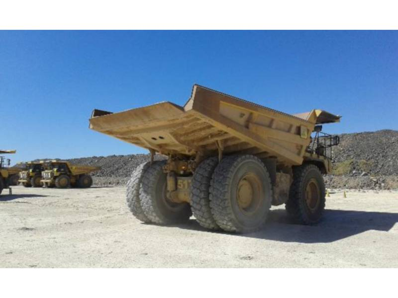 Caterpillar CAMION MINIER PENTRU TEREN DIFICIL 777DLRC equipment  photo 6