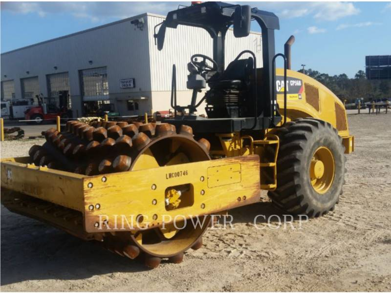 CATERPILLAR COMPACTEURS TANDEMS VIBRANTS CP56B equipment  photo 1