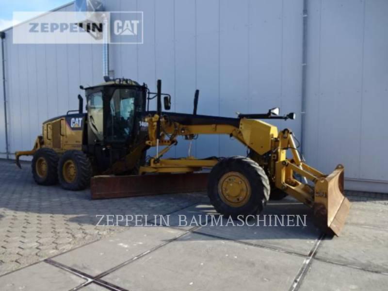 CATERPILLAR モータグレーダ 140M equipment  photo 3