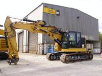 Equipment photo CATERPILLAR 325FLCR KETTEN-HYDRAULIKBAGGER 1