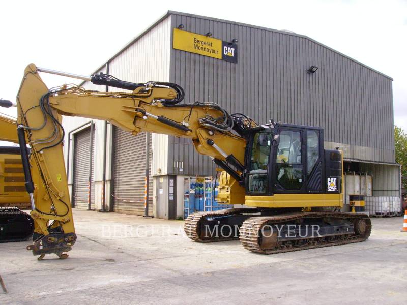 CATERPILLAR KETTEN-HYDRAULIKBAGGER 325FLCR equipment  photo 1