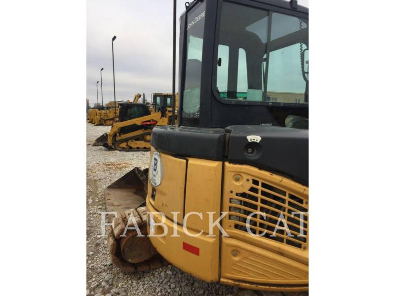 DEERE & CO. PELLES SUR CHAINES 50D equipment  photo 3