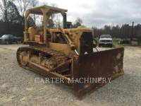 Equipment photo CATERPILLAR D6C BERGBAU-KETTENDOZER 1