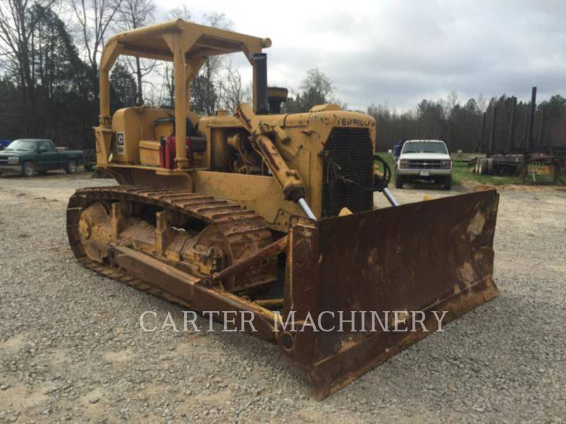 CATERPILLAR MINING TRACK TYPE TRACTOR D6C equipment  photo 1