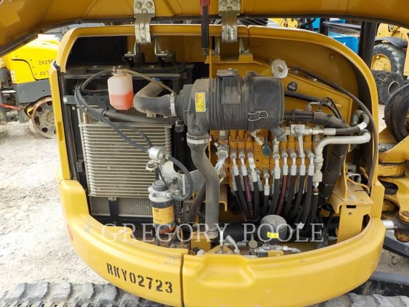 CATERPILLAR トラック油圧ショベル 303.5E equipment  photo 12