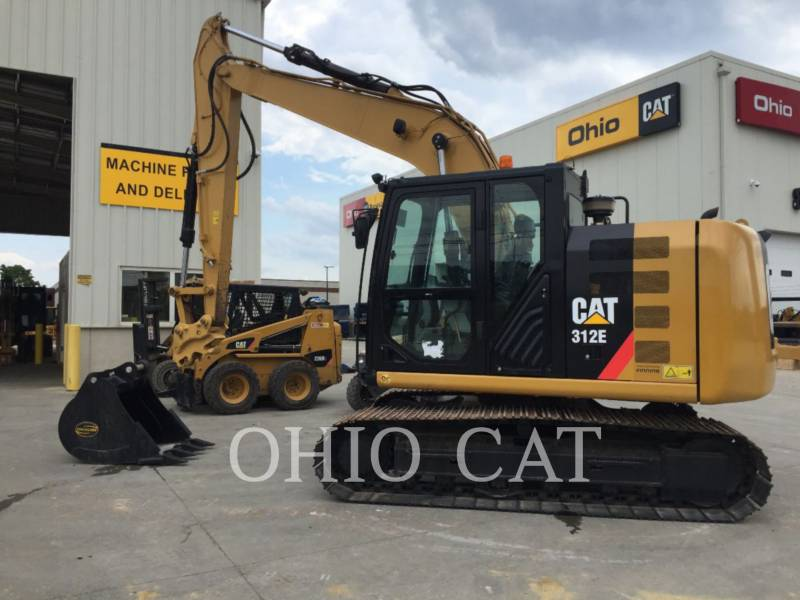 CATERPILLAR TRACK EXCAVATORS 312E TC equipment  photo 1