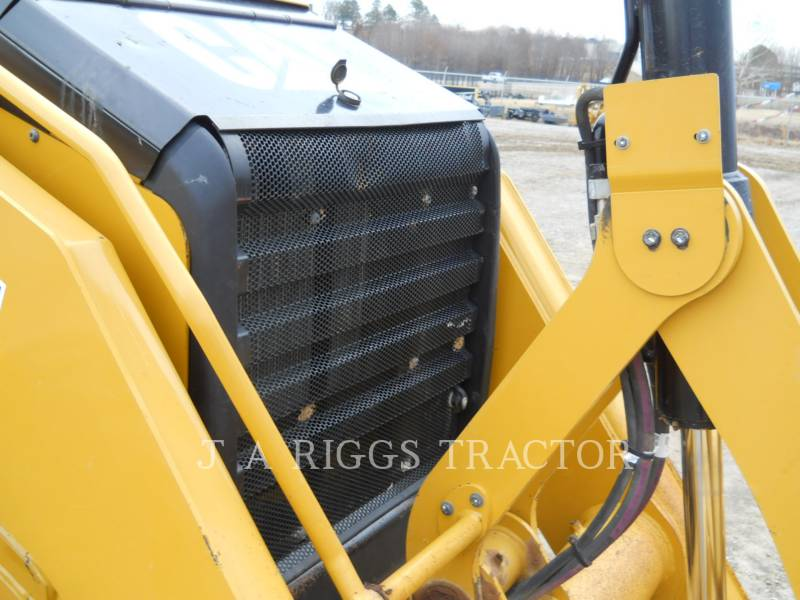 CATERPILLAR RETROEXCAVADORAS CARGADORAS 420F 4E equipment  photo 10