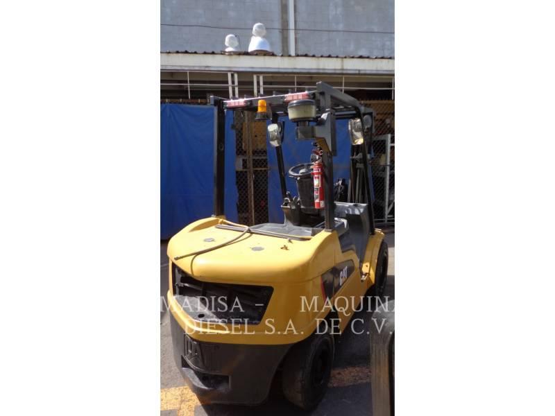 MITSUBISHI CATERPILLAR FORKLIFT CARRELLI ELEVATORI A FORCHE 2P60004-GL equipment  photo 5