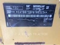 CATERPILLAR ARTICULATED TRUCKS 730 equipment  photo 5