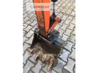 KUBOTA CORPORATION KOPARKI GĄSIENICOWE KX016-4 equipment  photo 6