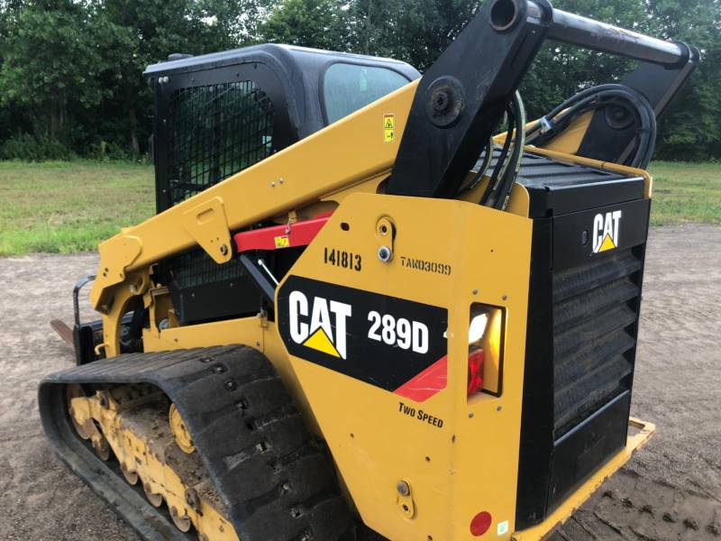 CATERPILLAR MULTI TERRAIN LOADERS 289 D equipment  photo 6
