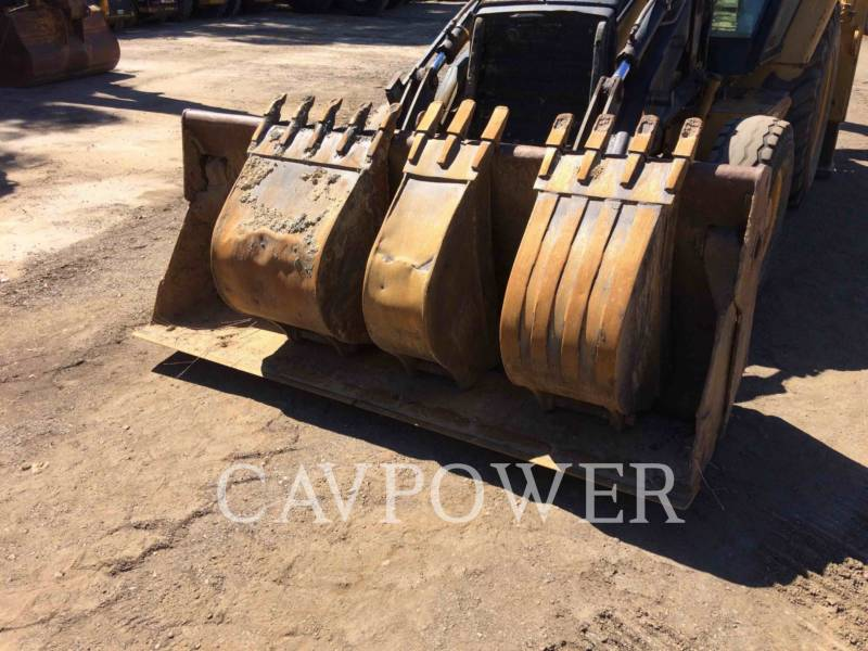 CATERPILLAR BAGGERLADER 432D equipment  photo 5