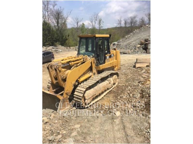 CATERPILLAR KETTENLADER 973C equipment  photo 2