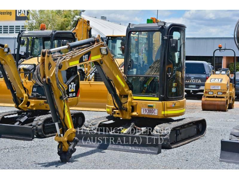 CATERPILLAR TRACK EXCAVATORS 304ECR equipment  photo 1