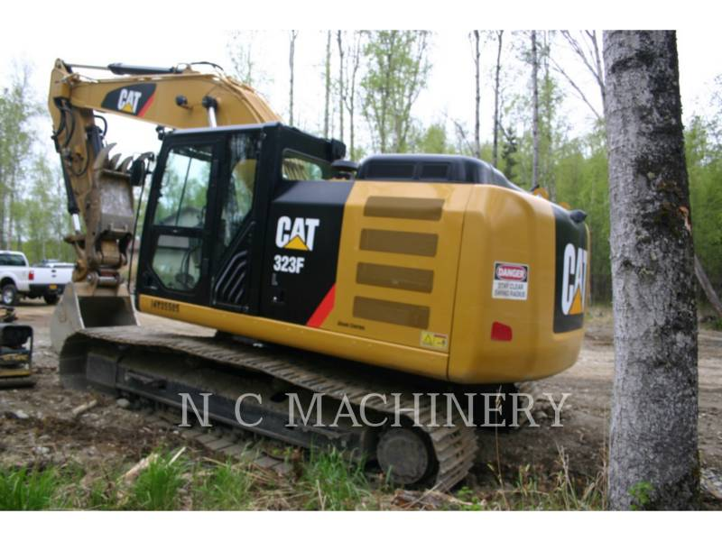 CATERPILLAR トラック油圧ショベル 323F L equipment  photo 6