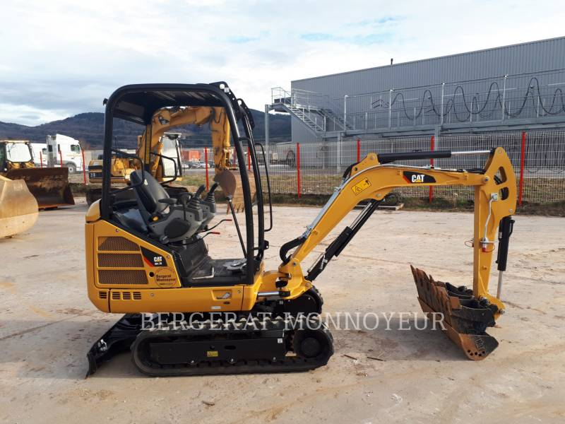 CATERPILLAR KOPARKI GĄSIENICOWE 301.7D equipment  photo 3